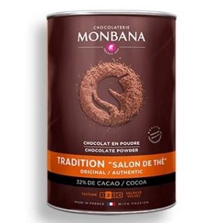 Chocolat en poudre Salon de thé Monbana