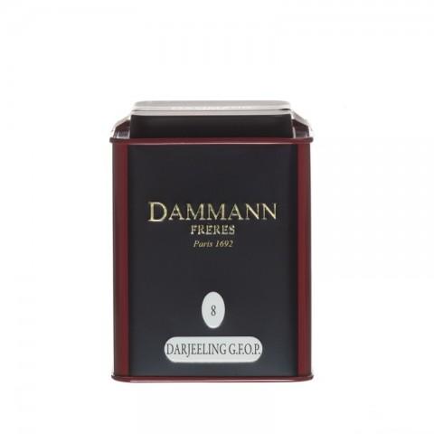 Thés Dammann Frères Darjeeling G.F.O.P. supérieur 2nd flush