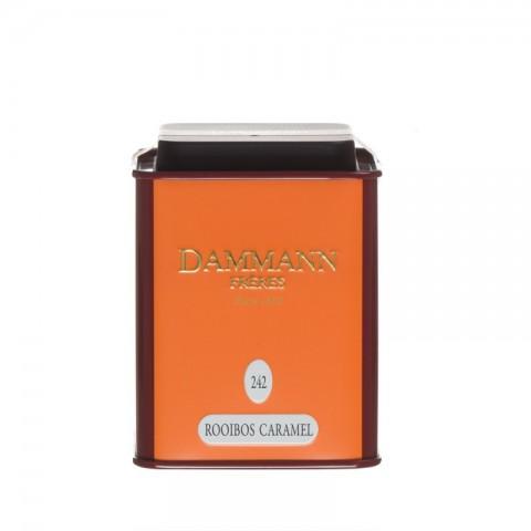 Thés Dammann Frères Rooibos caramel toffee