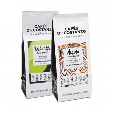 Box Découverte Cafés Blend 2 kg - café en grain