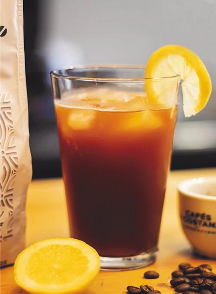 Recette du Coffee Tonic par Cafés Di-Costanzo