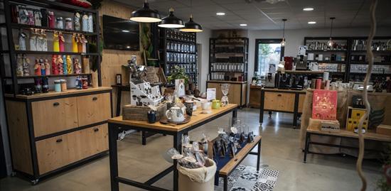 Boutique Cafés L'Isle Jourdain